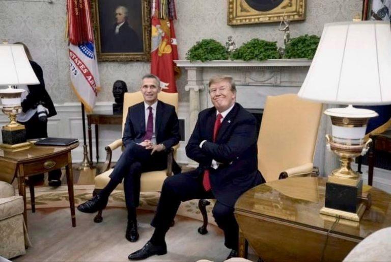 Nato 71 år: Sprickorna fanns före Trump. Intervju med svensk forskare i Sputnik International.