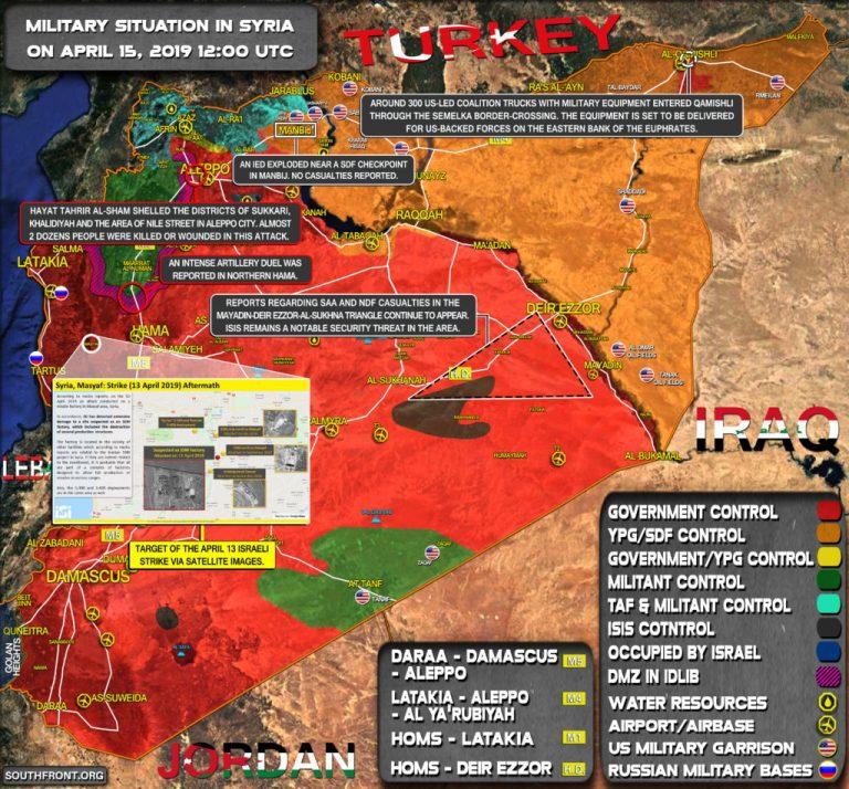 Vid sidan av IS-barnen: Vad händer i Syrien?
