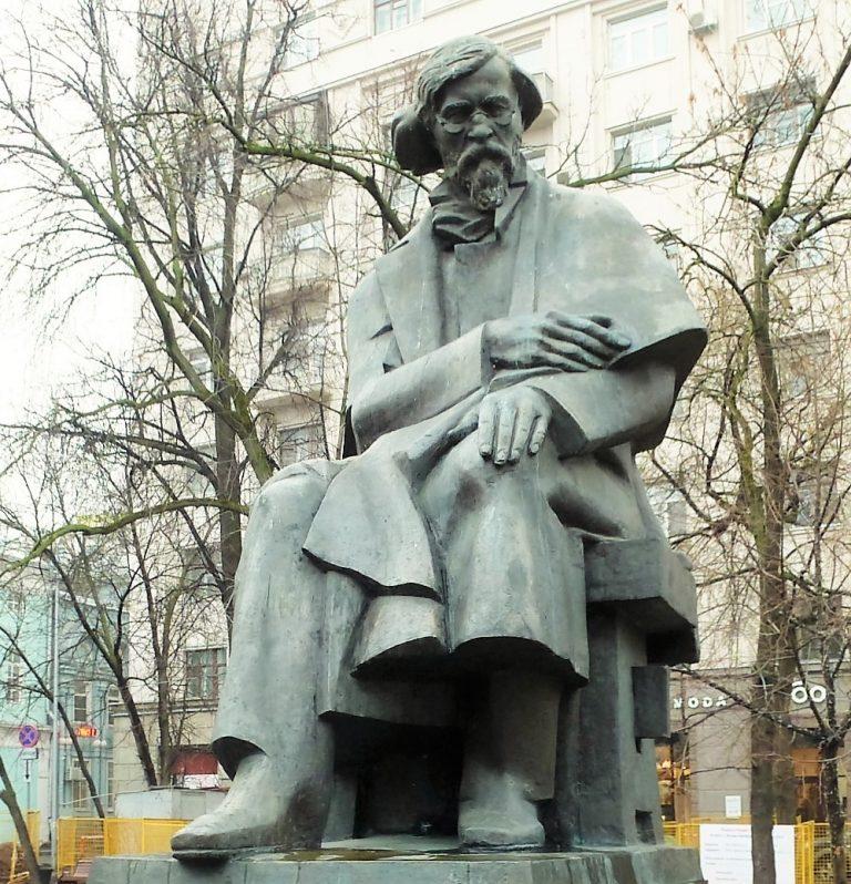 Strindberg, Tjernysjevskij  och serendipity. Litteraturforskaren Mariusz Kalinowski vid Jan Myrdalseminariet 14 april.