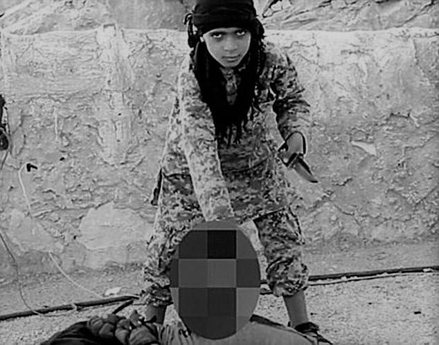 ISIS barn -farligast av alla? Eller inte alls.