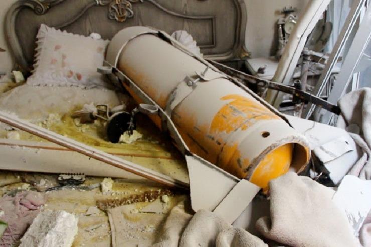 OPCW har manipulerat uppgifter om gasattacken i Douma