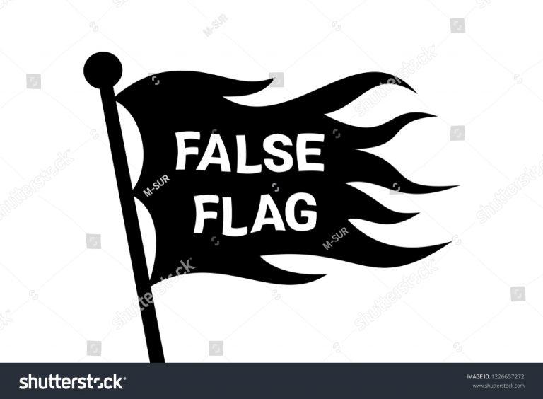 Stackars Iran och Venezuela! False flag förleder, förvanskar fakta, förfärligt, förförande, fult