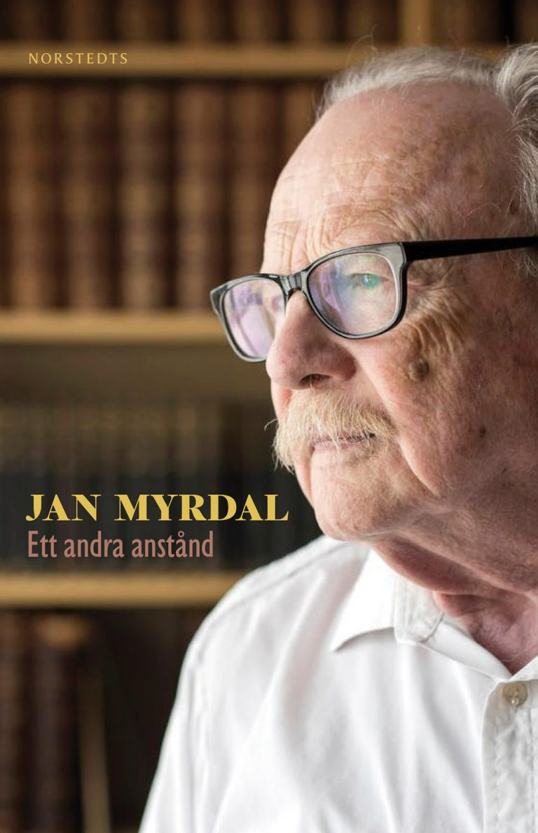 Jan Guillou, författare – Den vanartige Jan Myrdal. Jan Myrdalseminariet 14 april.