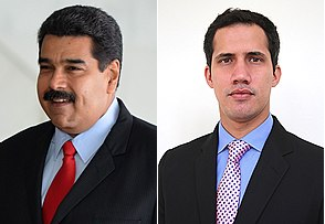 Deprimerande och märklig rapportering om Venezuela