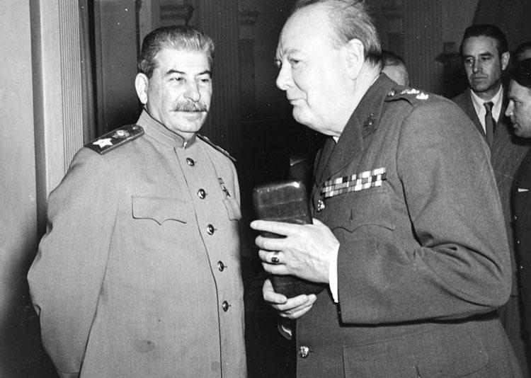 Vem var Stalin?