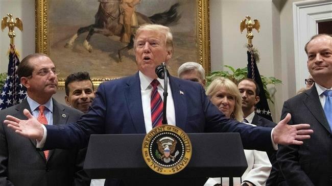 Trumps Coronatest bäst i världen!