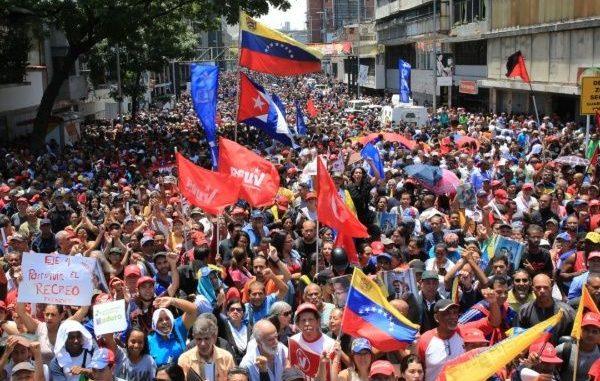 Hur besegrade Venezuela högerns statskuppsförsök?