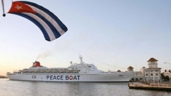Trumpregeringen förbjuder Fredsbåten, nödhjälpsleveranser och kryssningar mm till Kuba
