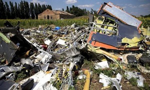 Nedskjutningen av MH17 och den västerländska journalistikens sammanbrott.