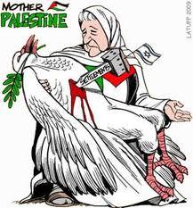 Ta ansvar för Palestina! Över 1000 parlamentsledamöter protesterar, men ej M, SD, KD. Varför?