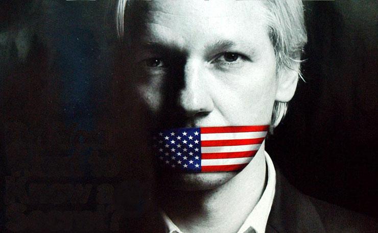 Julian Assange vägras borgen