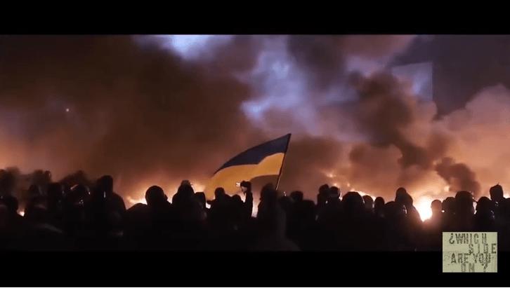 I Ukraina stoppas kritisk dokumentärfilm av Oscarsvinnare