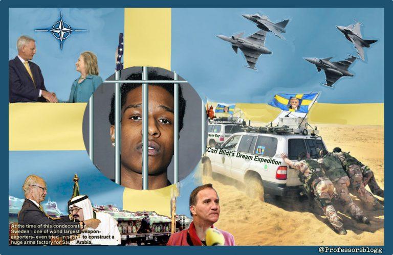 Domen mot ASAP Rocky-affären – Svenska politiker lägger sig i USA:s politik och rättsväsendet i Sverige!