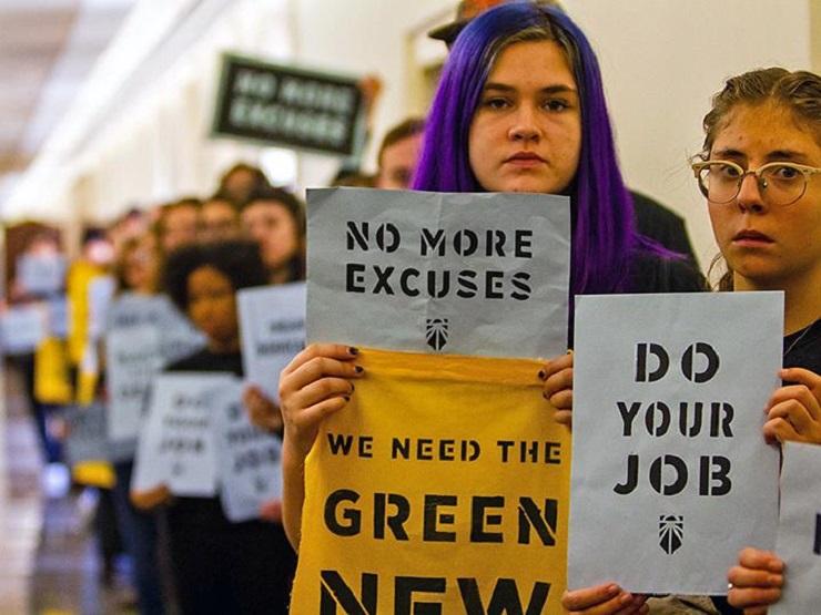 """De rika i """"den gröna klimatpolitiken"""" – vad vill de?"""