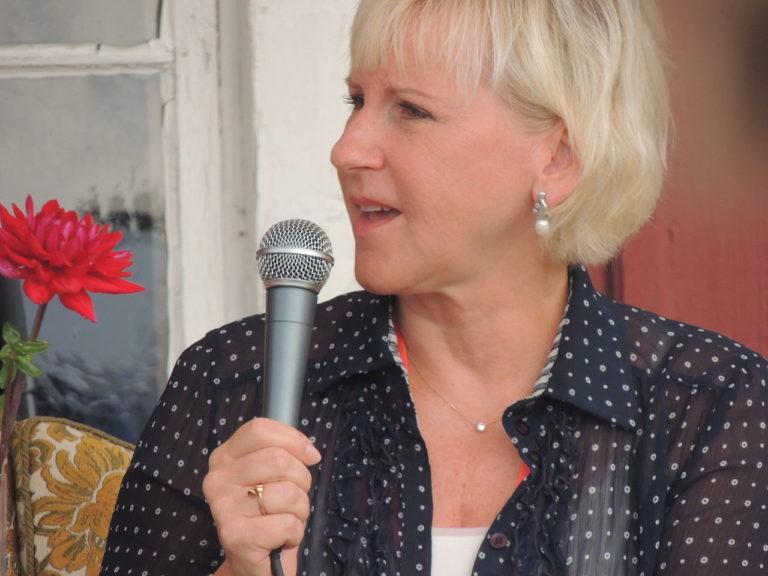 Varför avgick Margot Wallström som utrikesminister efter många beslut i USA:s intresse?
