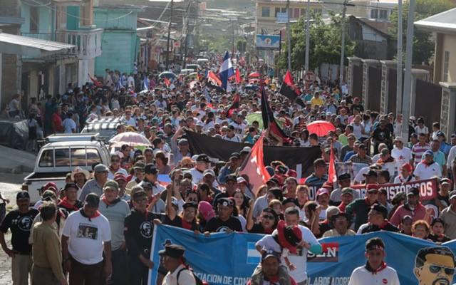 Om Nicaragua – brevet till en före detta solidaritetsarbetare.