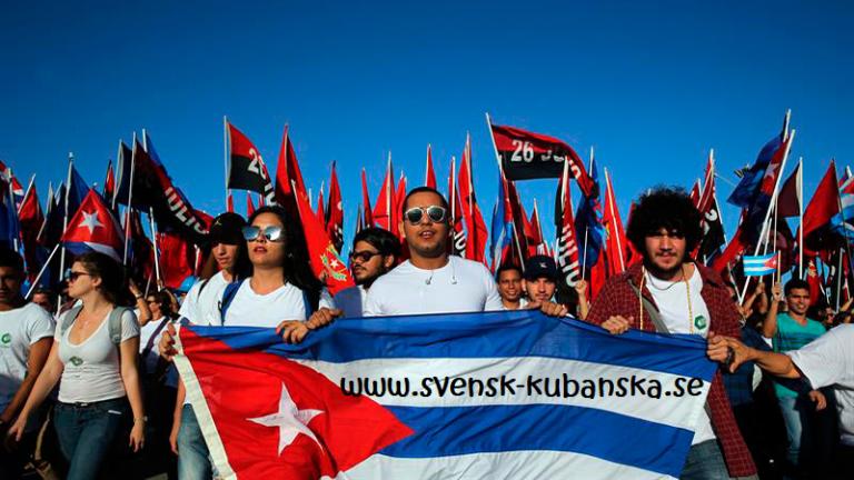 USA:s senaste projekt för att skada Kubas internationella hälsovårdsbistånd. Uttalande av Svensk-kubanska.