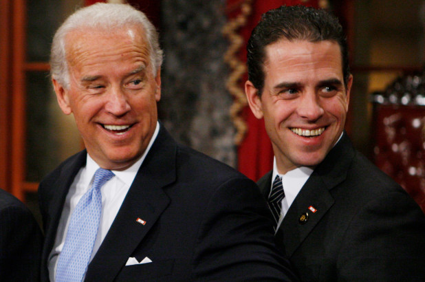 Historien om Joe och Hunter Biden, censureras av USA-pressen…?