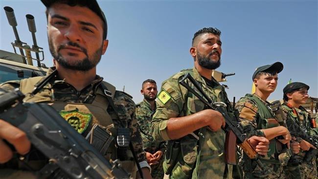 Kurderna i Syrien klämda mellan landets regering och angriparen USA?