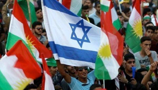 Även Israel stödjer kurderna – dessvärre också IS.