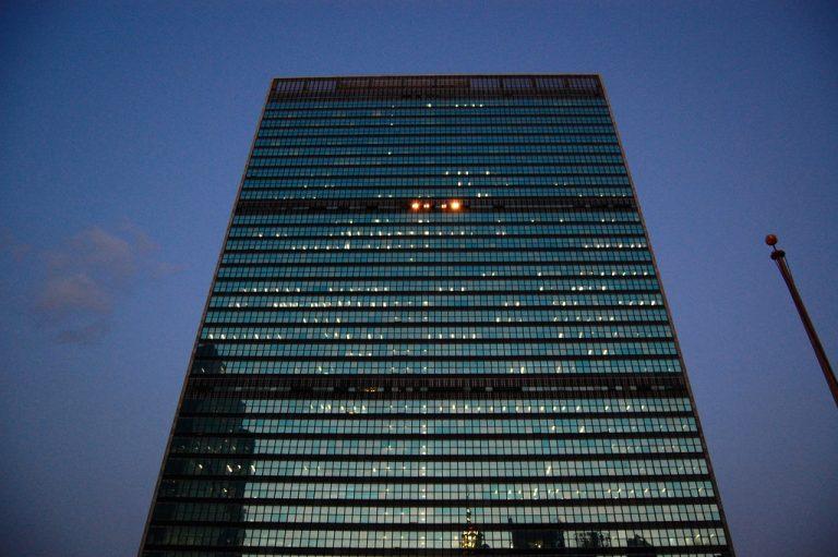 """Vi skriver i DN: """"Överge inte FN – trots alla misslyckanden"""""""