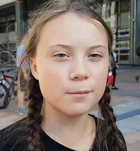 Greta Thunberg på hal is?