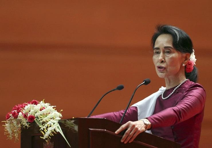 USA söndrar för att härska i Myanmar