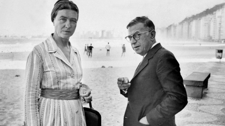 Jean-Paul Sartre, Simone de Beauvoir och deras tid – intresset idag?
