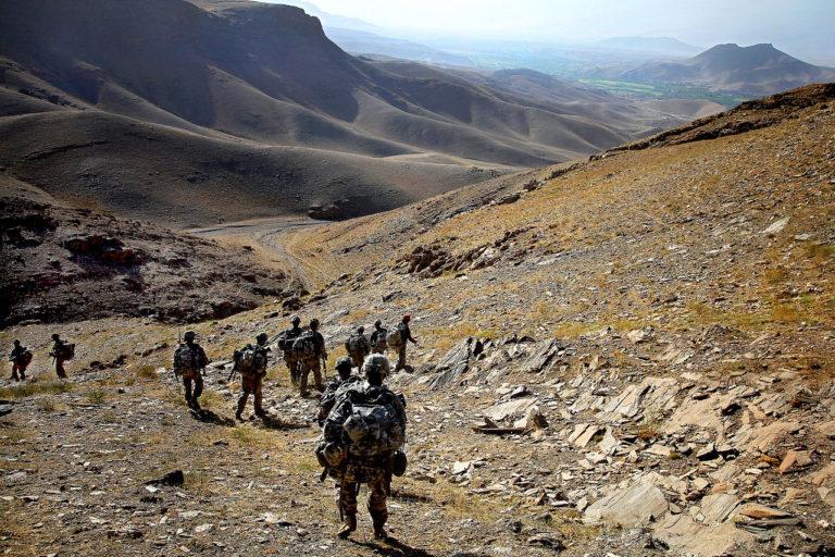 Regeringen: USA avgör hur länge vi är kvar i Afghanistan