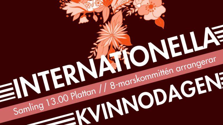 Leve den Internationella Kvinnodagen 2020! Fortfarande radikal och socialistisk?