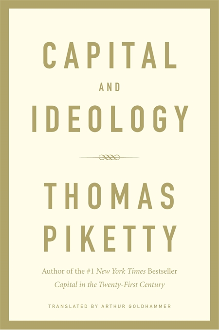 Tappar Piketty bort ideologin?