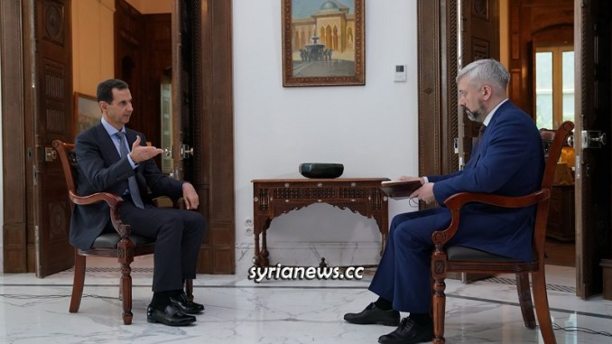 Vad tycker egentligen president Assad i Syrien om överenskommelsen i Moskva, om kurderna och framtiden?
