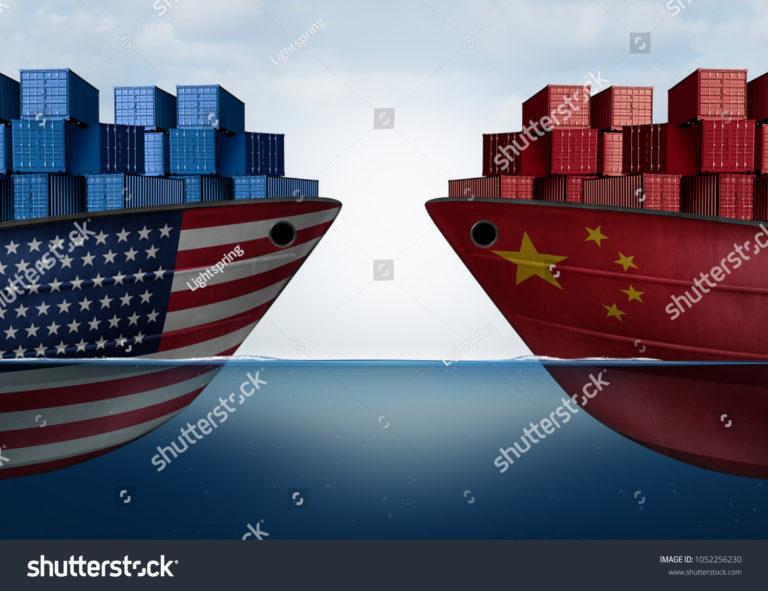 USA och propaganda intensifierar handelskriget med Kina