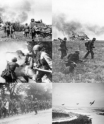 De var de här soldaterna som besegrade nazi-Tyskland