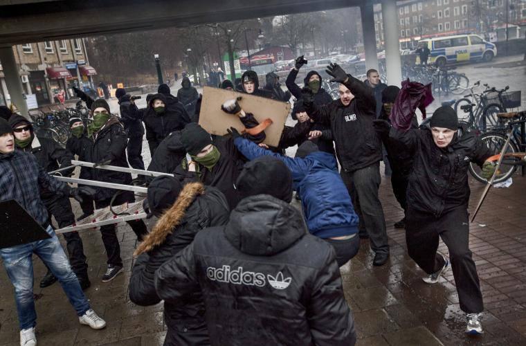 Vad vill Antifa?