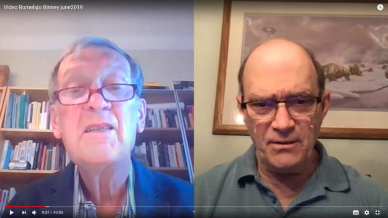 Intervju med visselblåsaren William Binney, teknisk direktör för NSA, om Russiagate, NSA, Assange, 9/11, FRA etc.