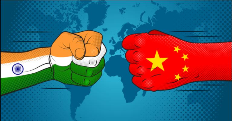 Allvarlig konflikt mellan Indien och Kina?