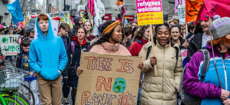 Vilka ras- och etniska grupper bryr sig mest om klimatförändringar?