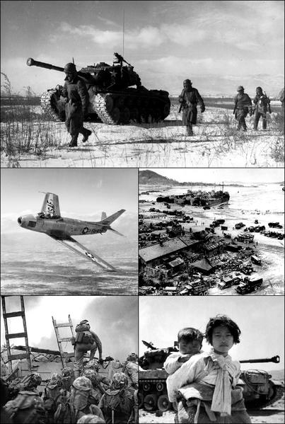 Koreakriget 70 år: Inledning och följder