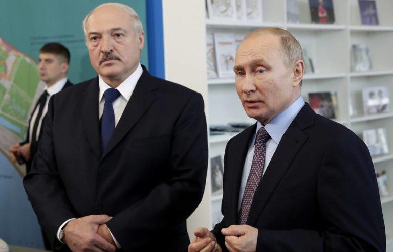 Antirysk lördag: kupp i Minsk, anklagelser från Tjeckien och en ukrainsk spion