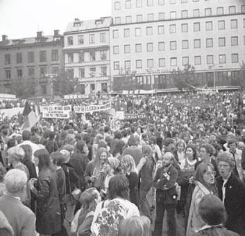 Miljö och fred förenades 1972 – viktiga lärdomar för oss idag!