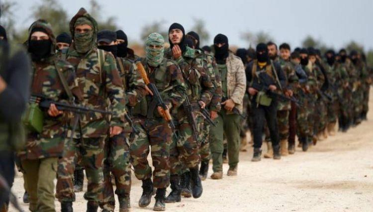 Inbördes strider i en stor terroristorganisation i Syrien. Glada nyheter?