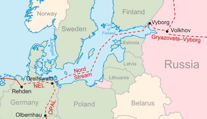 Slutförandet av Nord Stream 2 är en fråga om europeisk suveränitet