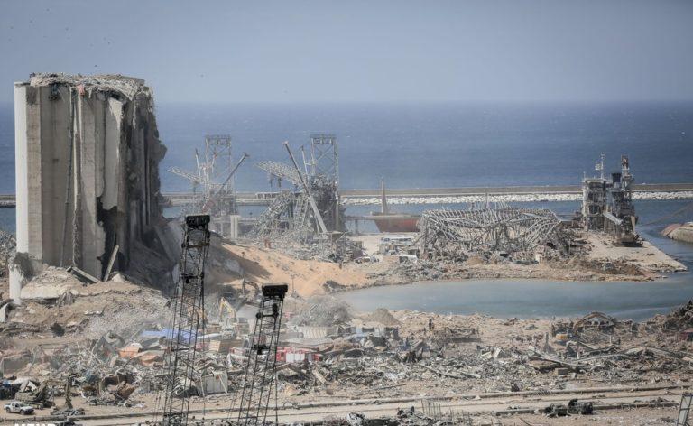 Vem har fördel av tragedin i Beirut?
