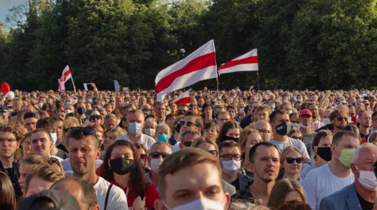 Atlantic Council: – Oppositionen i Belarus är för mjuk för att segra