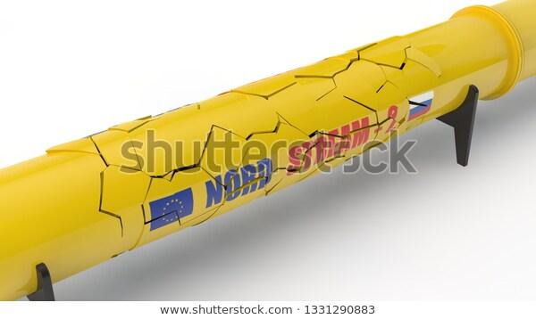 Tyska media: Frontalangrep på Tyskland. USA kräver stopp för Nord Stream 2, och hotar med sanktioner med understöd av Sverige.