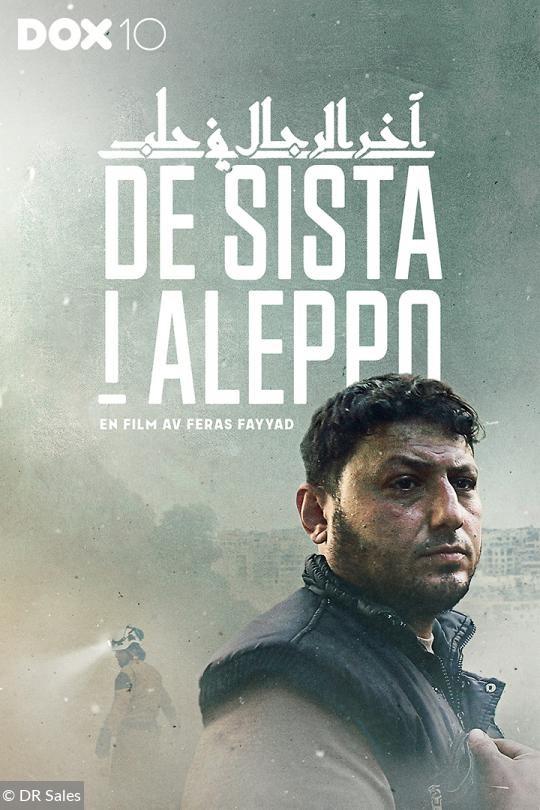"""SvT visar åter """"The last men in Aleppo"""" – propagandafilm för terroristvännen White Helmets (Vita hjälmarna)."""