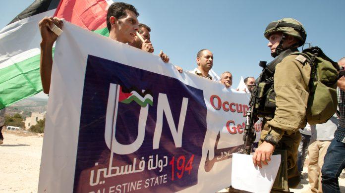 Förenade arabamiraten förråder Palestina