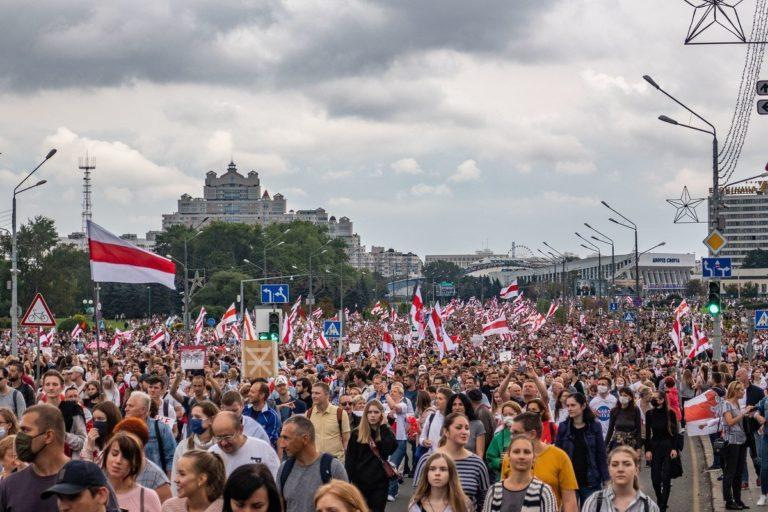 Den aktuella dödläget i Vitryssland och fredsalternativet