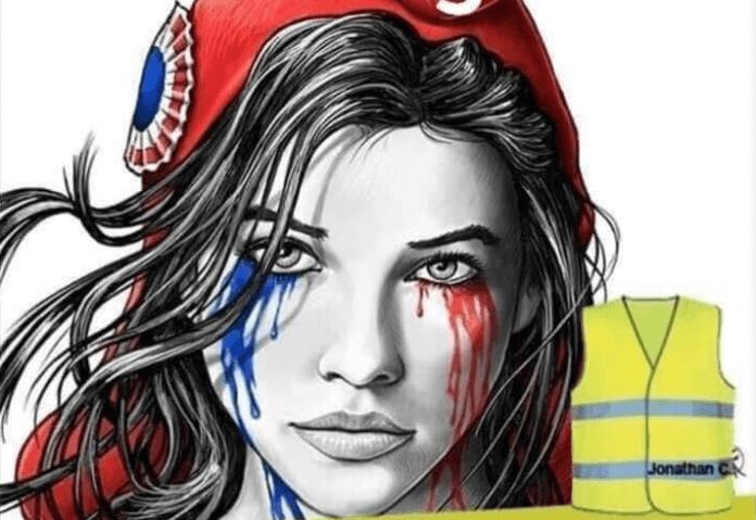 Frankrike har genomgått en totalitär revolution?